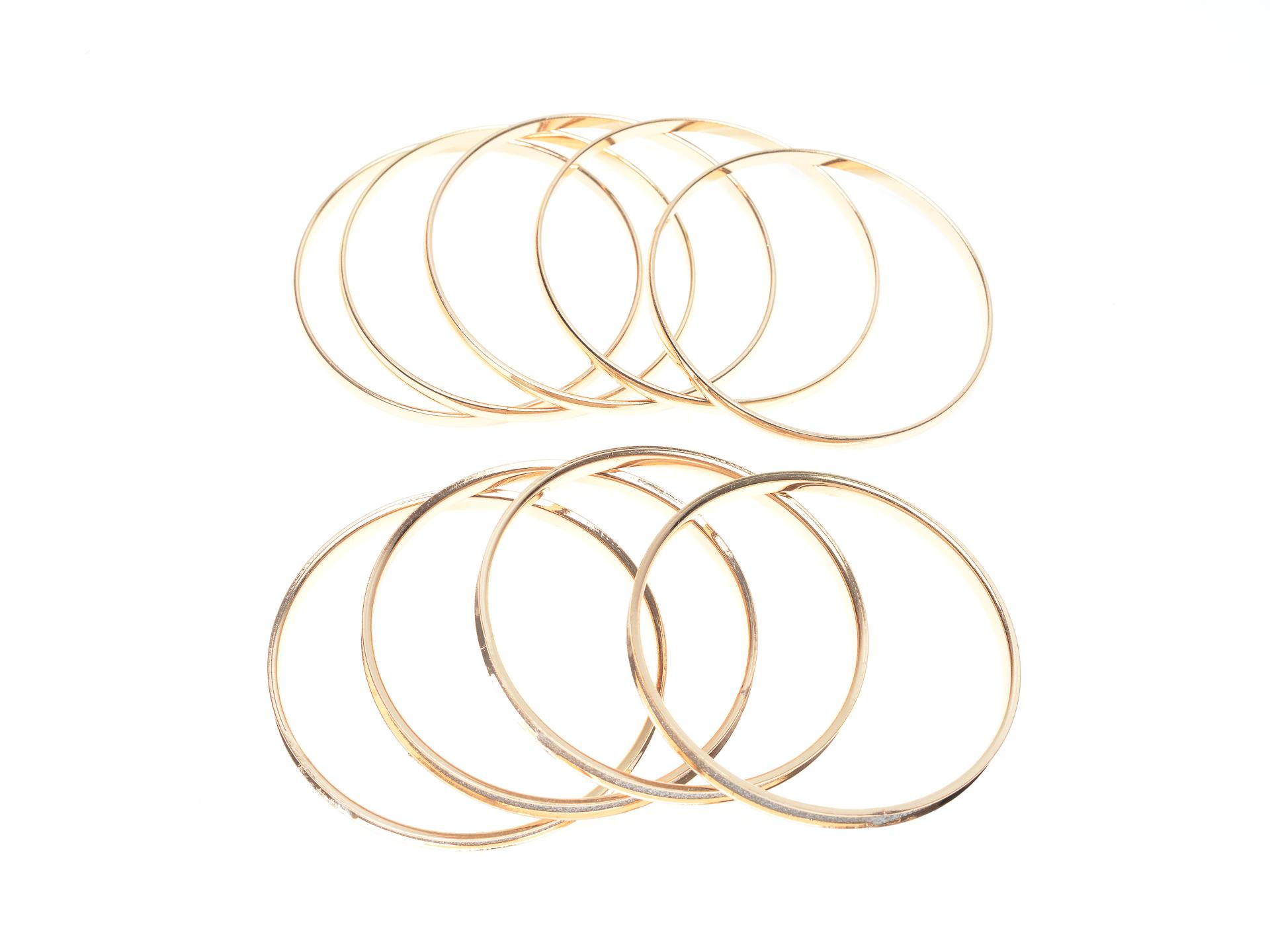 Bratari ALDO aurii, Longtan040, din metal imagine