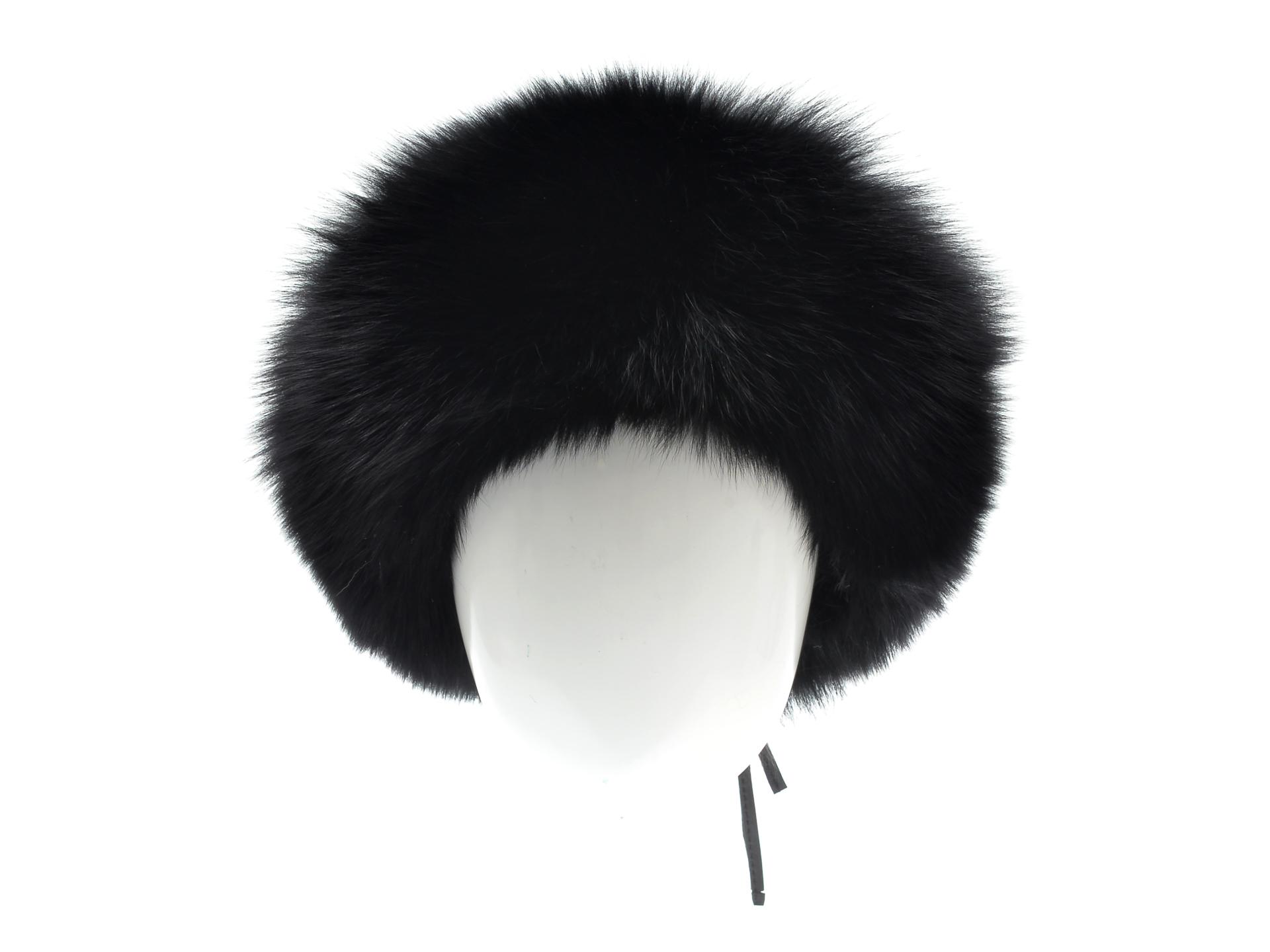 Caciula KLOP neagra, 103VIKA, din piele naturala imagine otter.ro 2021