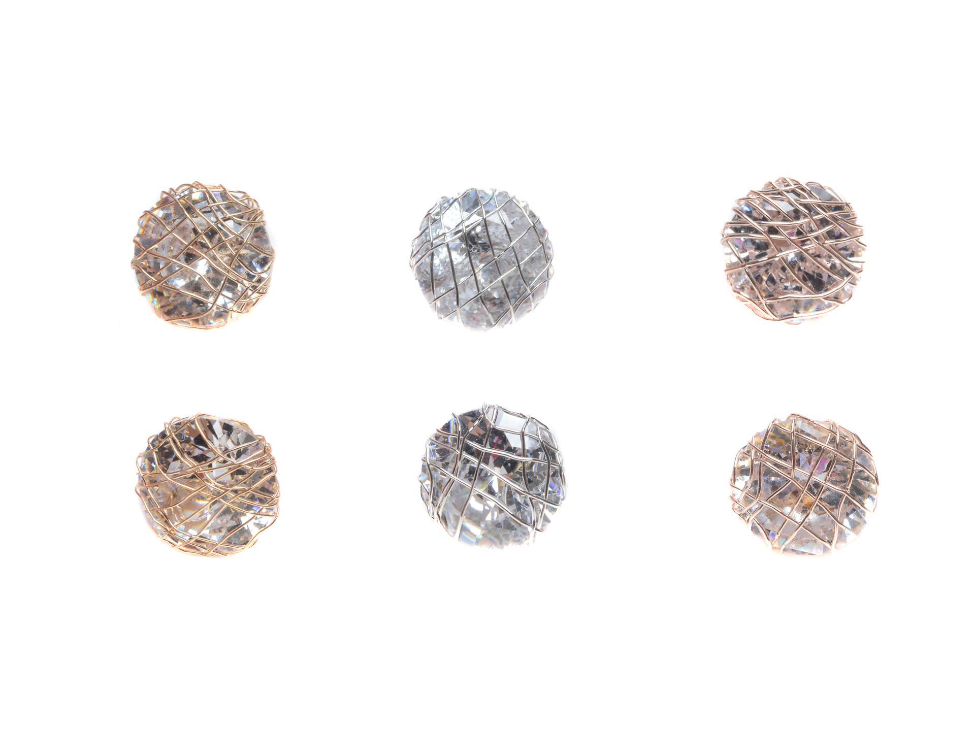 Cercei ALDO argintii, Glengyle962, din metal imagine otter.ro