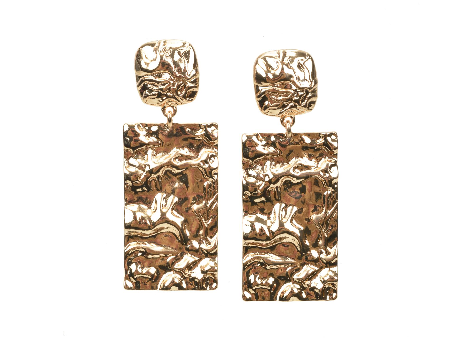 Cercei ALDO aurii, Brevipes710, din metal imagine otter.ro