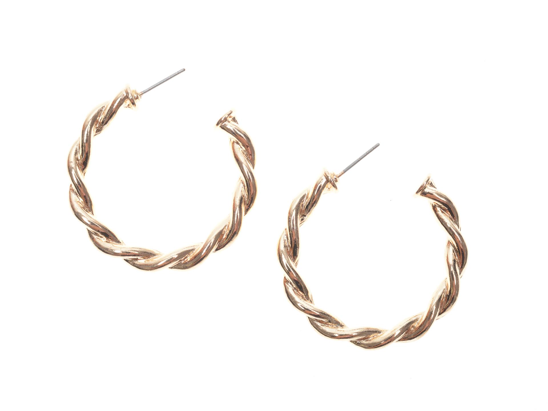 Cercei ALDO aurii, Bruggema710, din metal