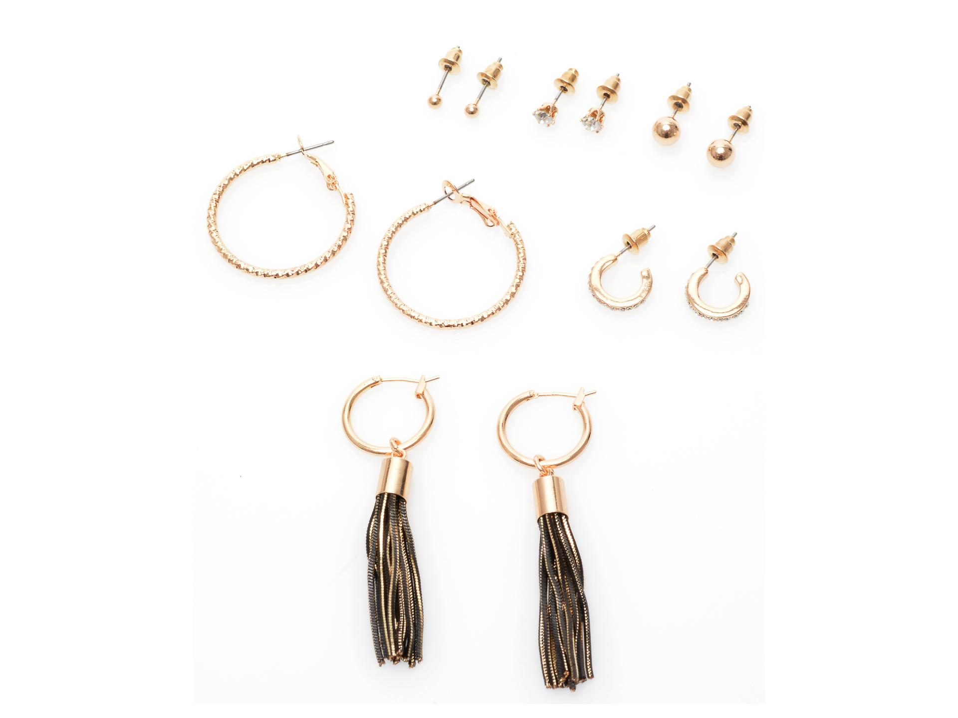Cercei ALDO aurii, Lariravia970, din metal