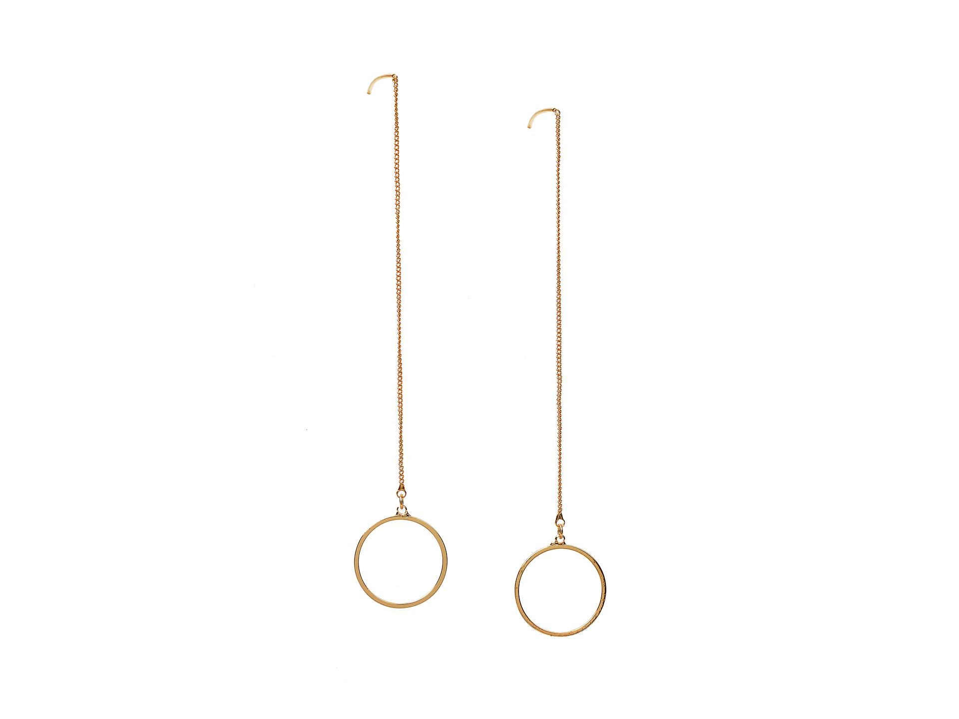 Cercei ALDO aurii, Rostagni710, din metal New