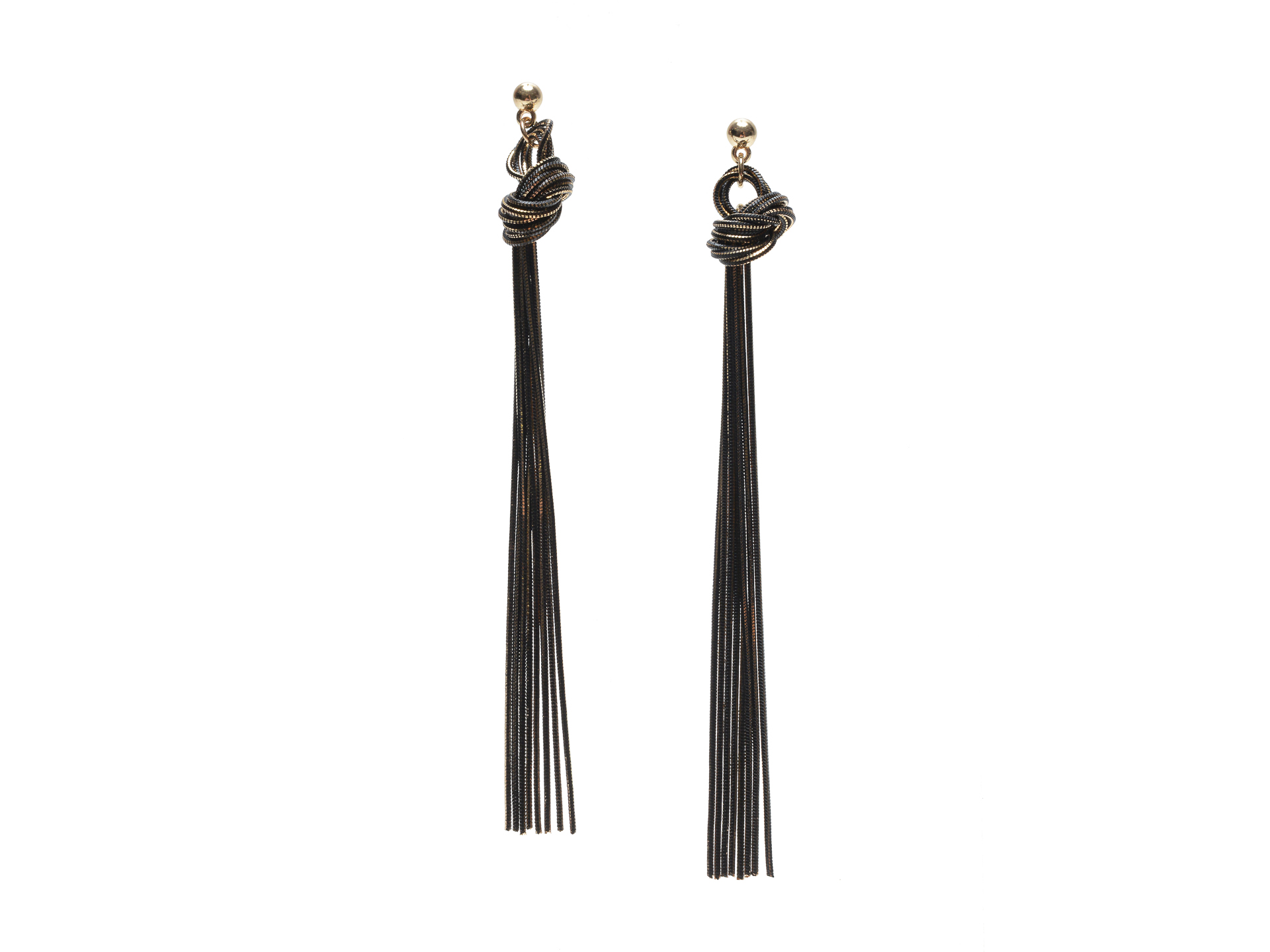 Cercei ALDO negri, Frerradia970, din metal imagine