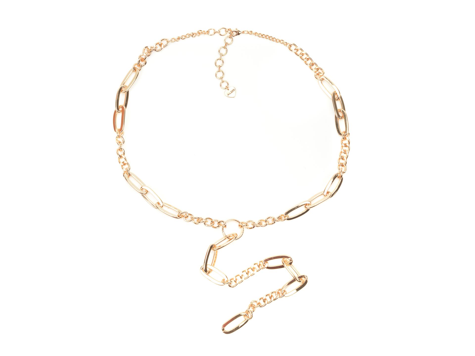 Colier ALDO auriu, Dowerin710, din metal imagine otter.ro