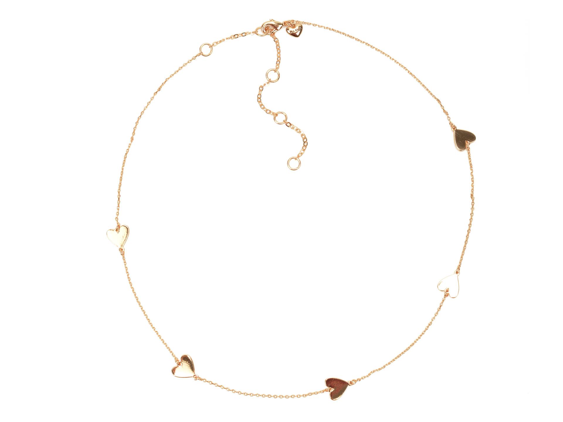 Colier ALDO auriu, Tenebrosa710, din metal imagine otter.ro