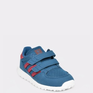 Pantofi ADIDAS bleumarin, Ee6589, din material textil si piele intoarsa - hv9z42111zkee65899 diagonala simpla fundal gri - Pantofi ADIDAS bleumarin, Ee6589, din material textil si piele intoarsa