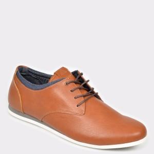 Pantofi ALDO maro, Aauwen-r din piele ecologica - od9s16111b12660765 diagonala simpla fundal gri - Pantofi ALDO maro, Aauwen-r din piele ecologica