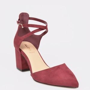 Pantofi ALDO visinii, Brookshear, din piele ecologica - od9x23111d12656388 diagonala simpla fundal gri - Pantofi ALDO visinii, Brookshear, din piele ecologica