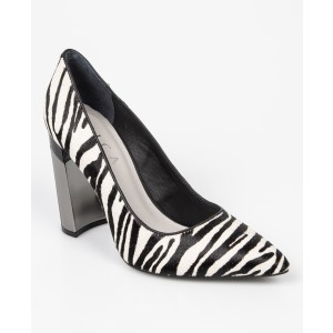 Pantofi EPICA alb-negru, 6812215, din piele naturala - oe9n47111dk6812215 cutia - Pantofi EPICA alb-negru, 6812215, din piele naturala