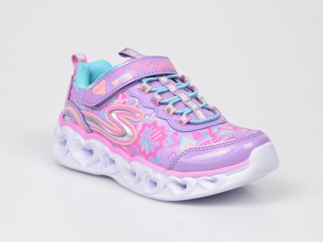 prețuri de vânzare cu amănuntul pantofi de temperament calitate excelenta Pantofi sport SKECHERS mov, 20180L, din piele ecologica | Otter.ro