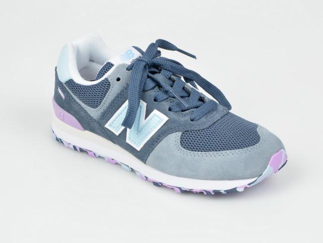 wholesale dealer 891bc 9a28c Pantofi sport pentru copii NEW BALANCE albastru, Pc574, din material textil  0 star rating Scrie o recenzie 279,00 RON 153,00 RON -45% *Promotie in ...