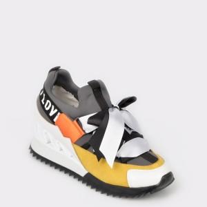 Pantofi GRYXX multicolori, Mk88S19, din piele ecologica