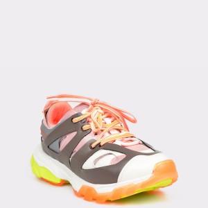 Pantofi sport GRYXX multicolori, T1500, din piele ecologica