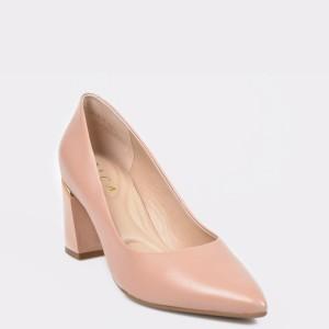 Pantofi EPICA MADE IN BRAZIL nude, 9829553, din piele naturala