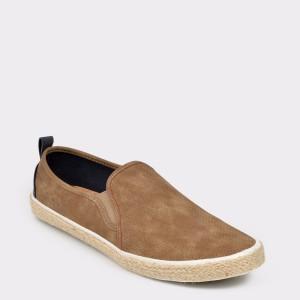 Pantofi BUGATTI bej, 72600, din piele ecologica
