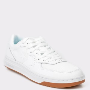 Pantofi sport CONVERSE albi, 1, din canvas