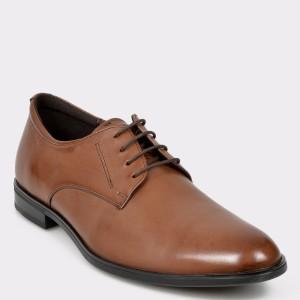 Pantofi SALAMANDER maro, 69401, din piele naturala