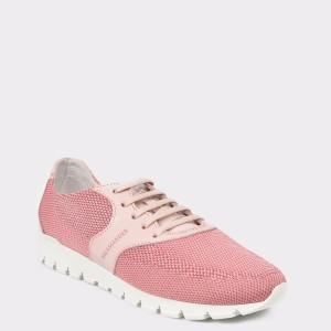 Pantofi sport SALAMANDER roz, 85903, din material textil