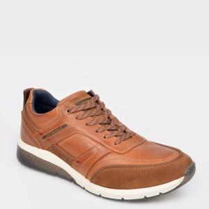 Pantofi SALAMANDER maro, 54801, din piele naturala