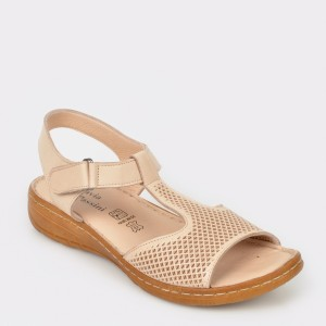 Sandale FLAVIA PASSINI bej, 820, din piele naturala
