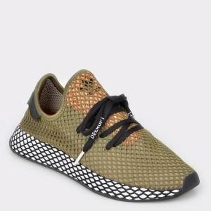 Pantofi sport ADIDAS kaki, Bd7894, din material textil