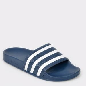 Papuci ADIDAS albastri, 288022, din PVC