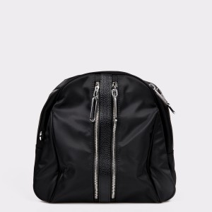 Rucsac FLAVIA PASSINI negru 1099 din material textil