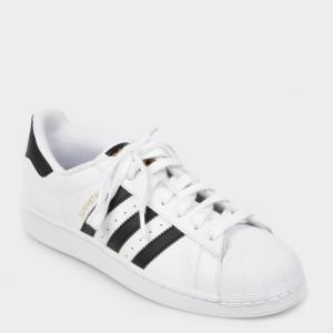 Pantofi Sport Adidas Albi, C77124, Din Piele Naturala