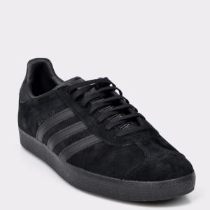 Pantofi ADIDAS negri, Cq2809, din piele naturala