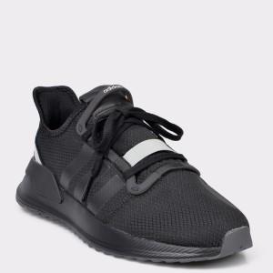 Pantofi sport ADIDAS negri, EE4468, din material textil