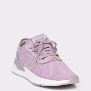 Pantofi sport ADIDAS mov, EE4563, din material textil