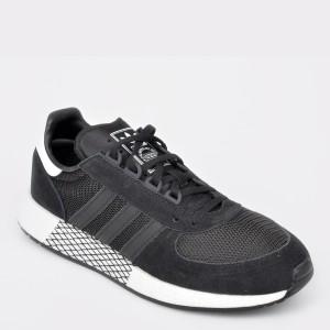 Pantofi sport ADIDAS negri, EE4924, din material textil
