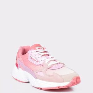 Pantofi sport ADIDAS roz, EF1964, din material textil