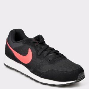 Pantofi sport NIKE negri, 1, din piele ecologica