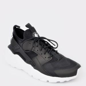 Pantofi sport NIKE negri, 819685, din piele ecologica