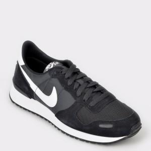 Pantofi sport NIKE negri, 903896, din piele ecologica