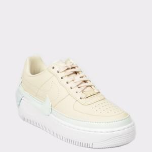 Pantofi sport NIKE bej, Ao1220, din piele ecologica