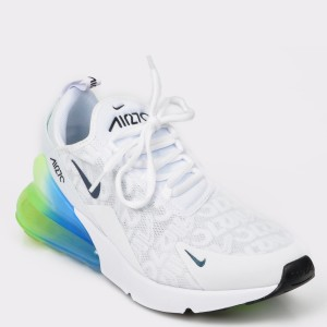 Pantofi sport NIKE albi, 1, din material textil