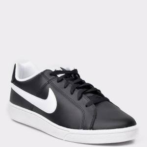 Pantofi sport NIKE negri 749747 din piele ecologica