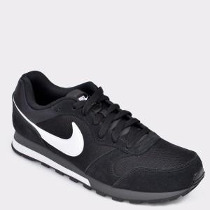 Pantofi sport NIKE negri,749794, din material textil si piele naturala