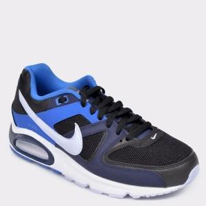 Pantofi sport NIKE negri 629993 din cmaterial textil si piele naturala