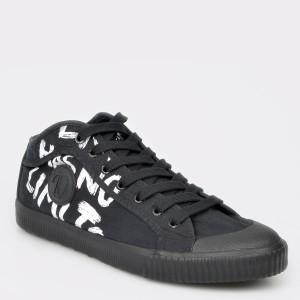 Pantofi sport PEPE JEANS negri, Ms30535, din material textil