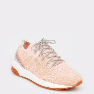 Pantofi Sport Pepe Jeans Roz, Ls30858, Din Material Textil