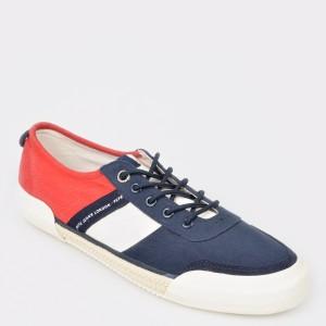 Pantofi sport PEPE JEANS bleumarin, Ms10250, din material textil