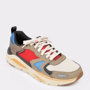 Pantofi sport SKECHERS multicolori, 66020, din material textil