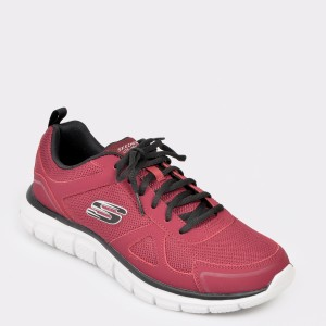 Pantofi sport SKECHERS visinii, 52631, din material textil