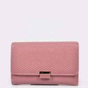 Portofel EPICA roz 5011 din piele ecologica
