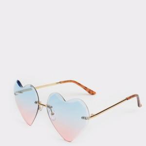 Ochelari de soare ALDO albastri, Torfidien420 , din PVC