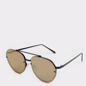 Ochelari de soare ALDO maro, Perwen222 , din PVC